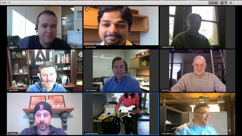 Collaborative Classroom Webinars ~ Adobe connect user community
